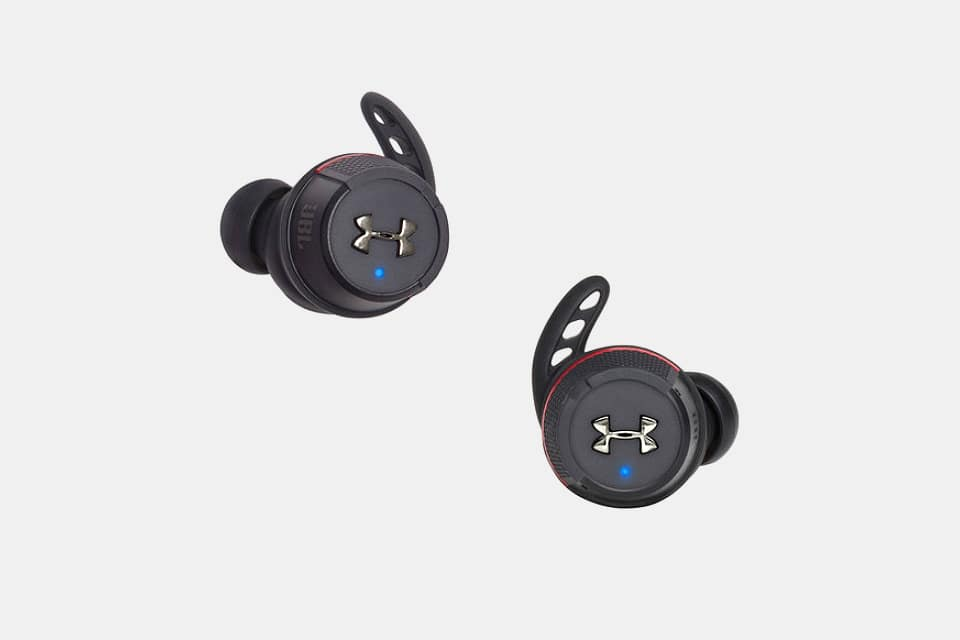 Under Armour x JBL True Wireless Flash Earphones