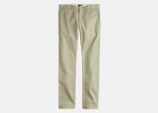 J. Crew Broken-in Chino in 484 Fit