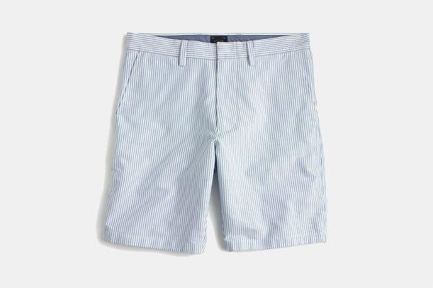 "J.Crew 9"" Oxford Shorts"
