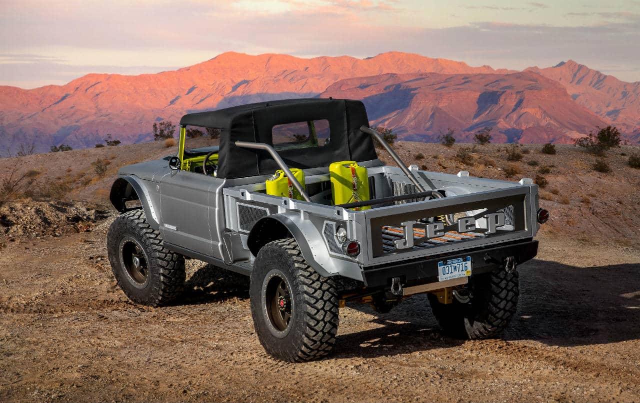 Jeep Five-Quarter Concept