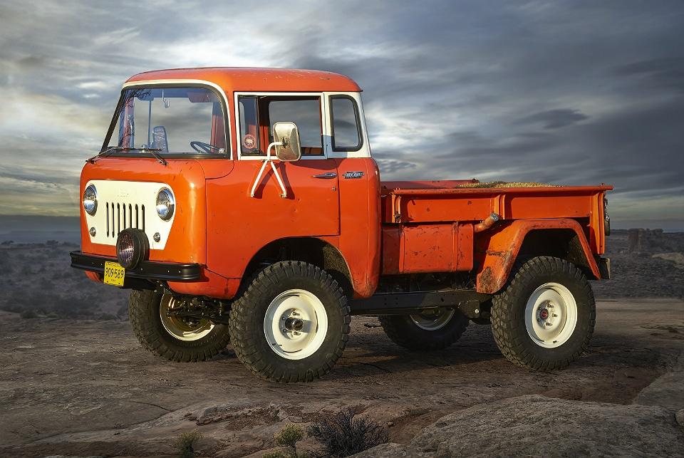 1960 Jeep FC 150 Concept
