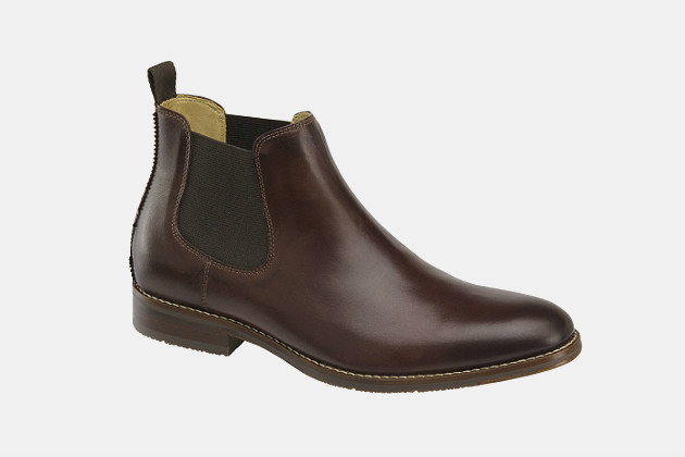 Johnston & Murphy Garner Chelsea Boot