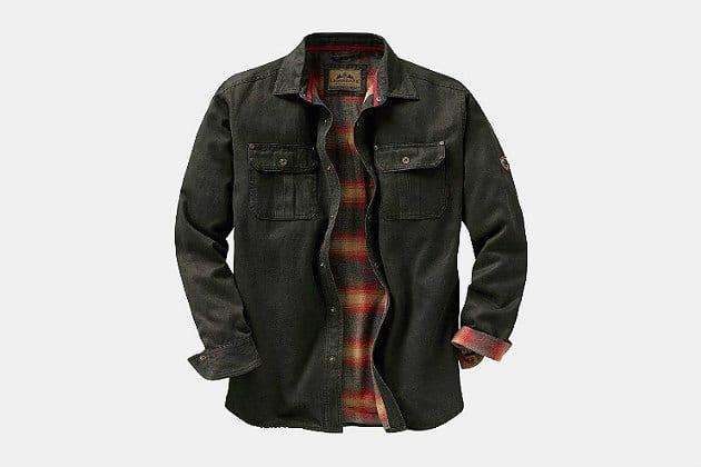 Journeyman Shirt Jacket