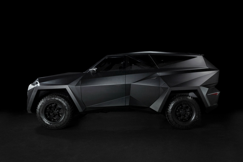 Karlmann King Ground Stealth Fighter