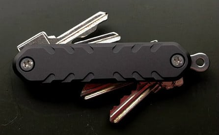 Key-Armor Titanium Key Organizer