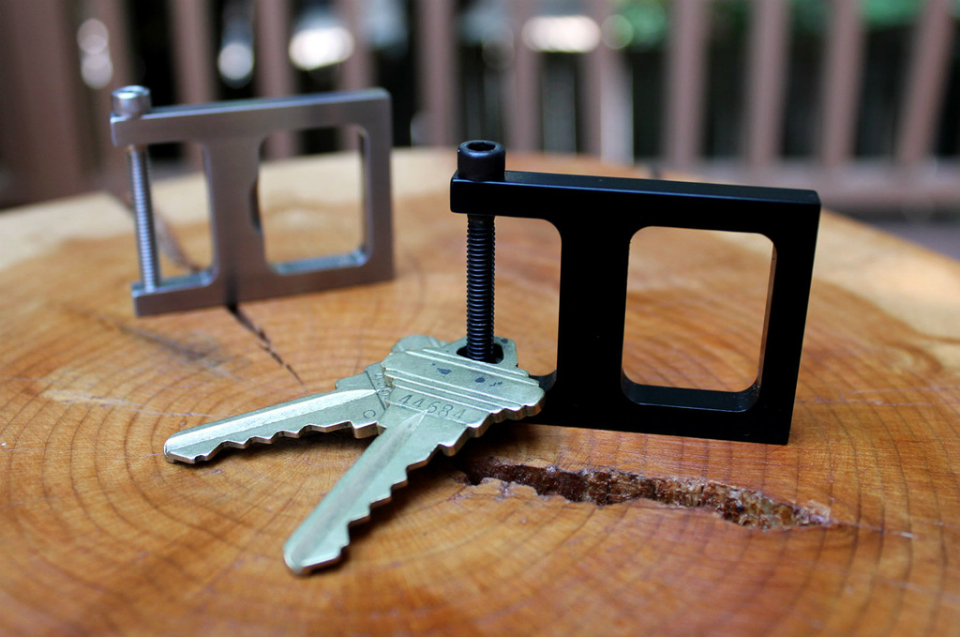 Key Shackle Bottle Opener