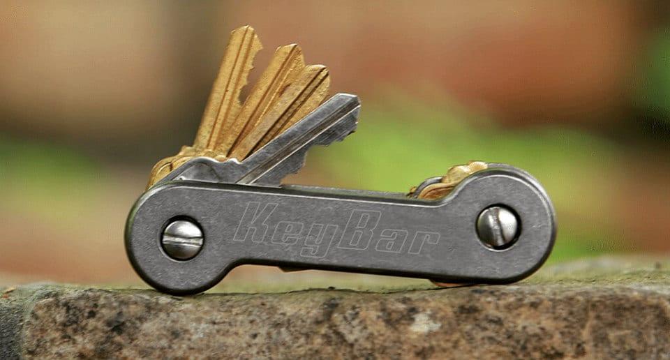 KeyBar Key Organizer