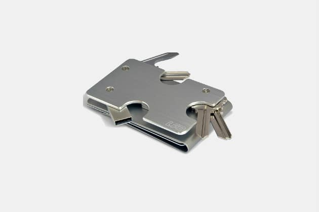 KeyClip Money Clip Wallet