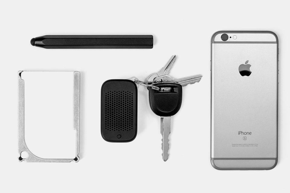 Keynote Keychain Speaker
