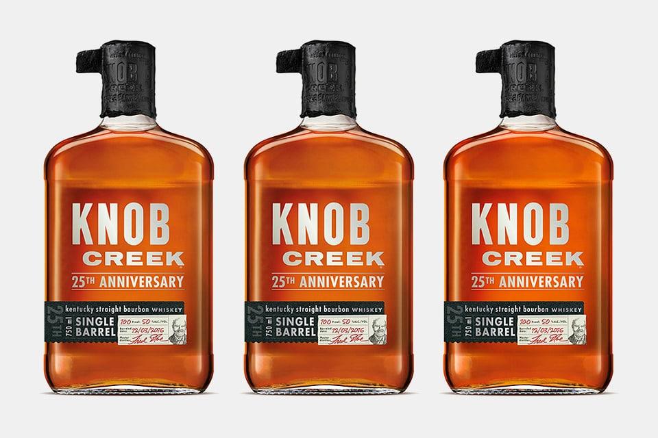 Knob Creek 25th Anniversary Bourbon