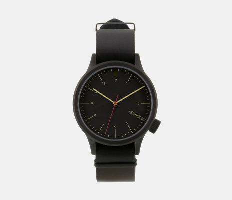 Komono Magnus Black Watch