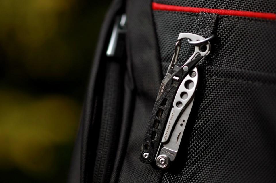Leatherman Style CS Mini Keychain Multitool