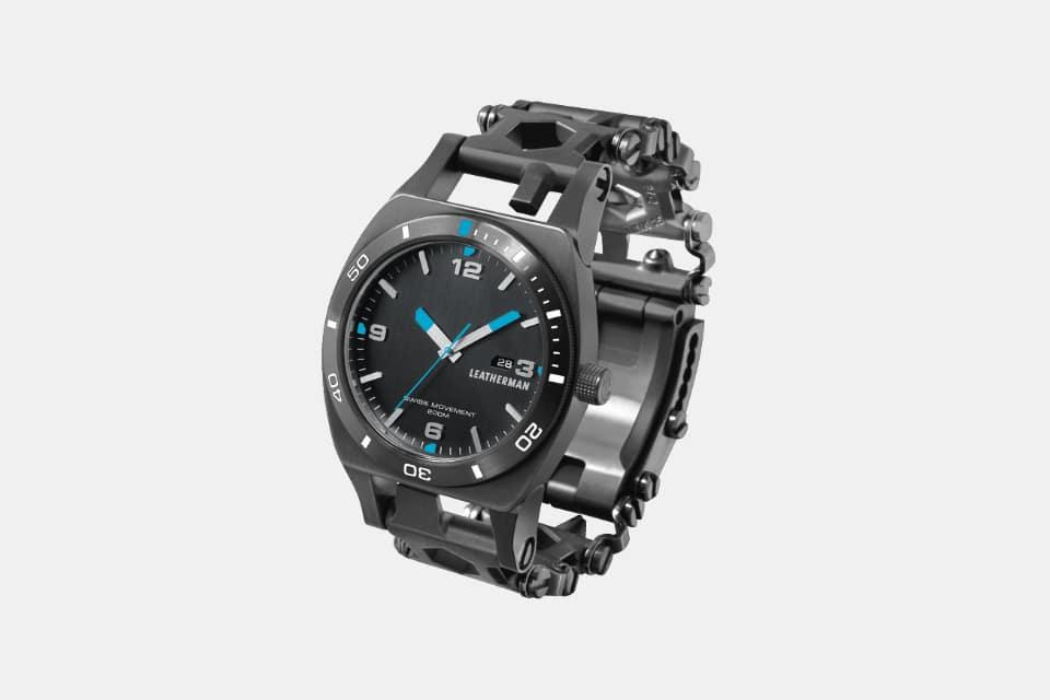 Leatherman Tread Tempo Watch
