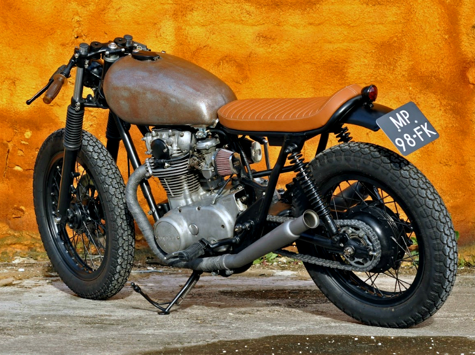 Left Hand Cycles Acid King Motorcycle