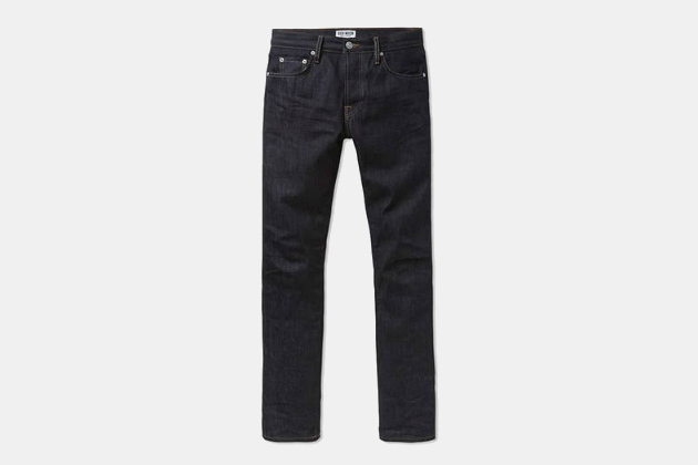 Levis 501 Original Fit Selvedge Jeans