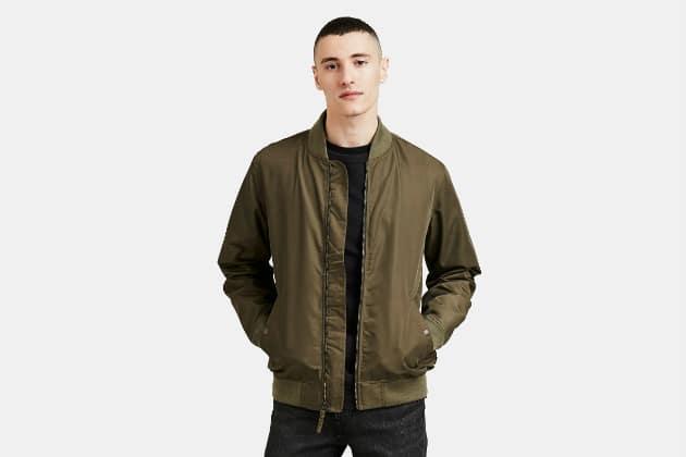 Levi's Lyon Bomber Jacket