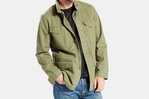 Levi's Unlined Field Jacket