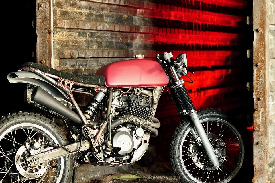 El Puta Motorcycle - Left Hand Cycles
