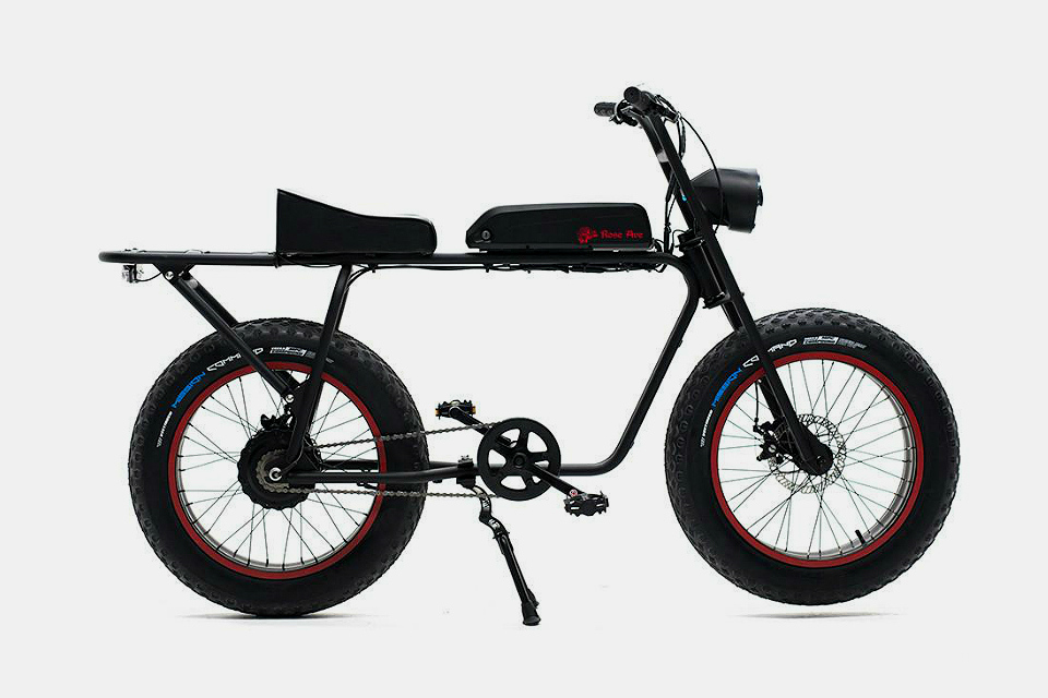 Lithium Bicycles Super 73 Scout
