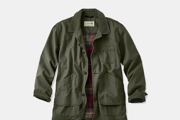 L.L. Bean Original Field Coat