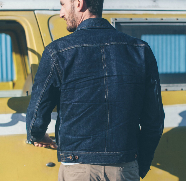 The Long Haul Jacket by Taylor Stitch