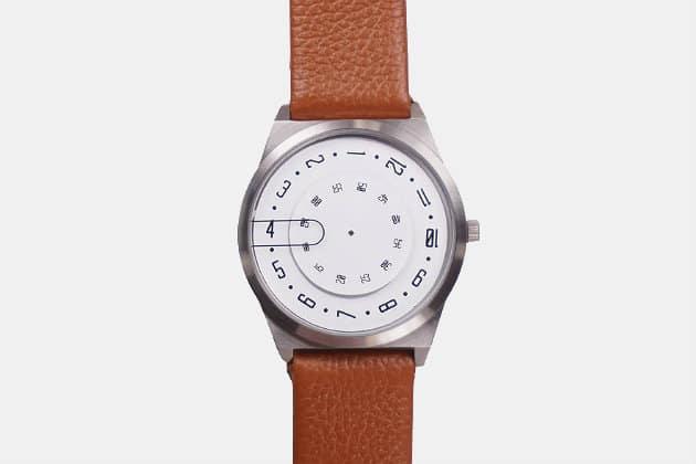 LTHR Supply T3 Watch