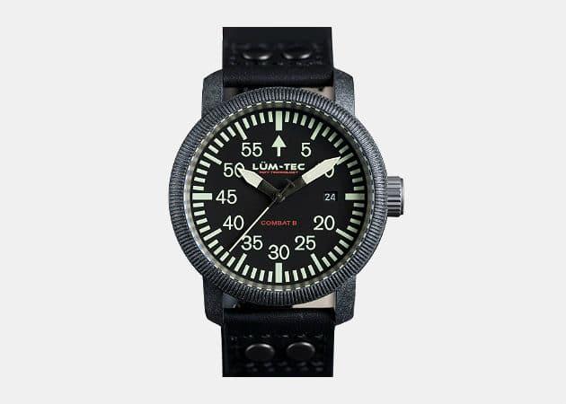 Lum-Tec Combat B24 Carbon Automatic