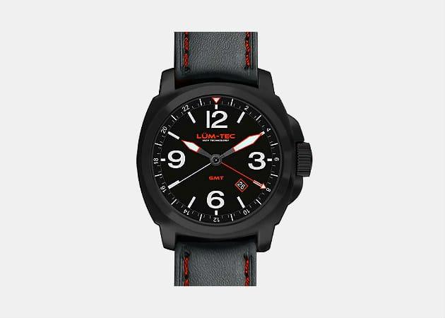 Lum-Tec M59 GMT Watch