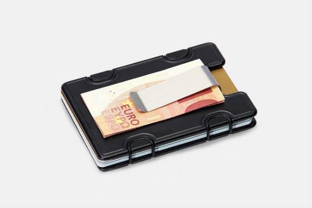 M1 Slim Money Clip Wallet