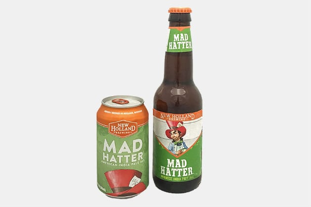 New Holland Mad Hatter American IPA