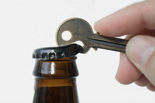 Makr Bottle Key