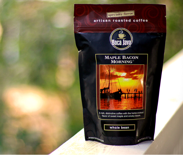 Maple Bacon Morning Coffee