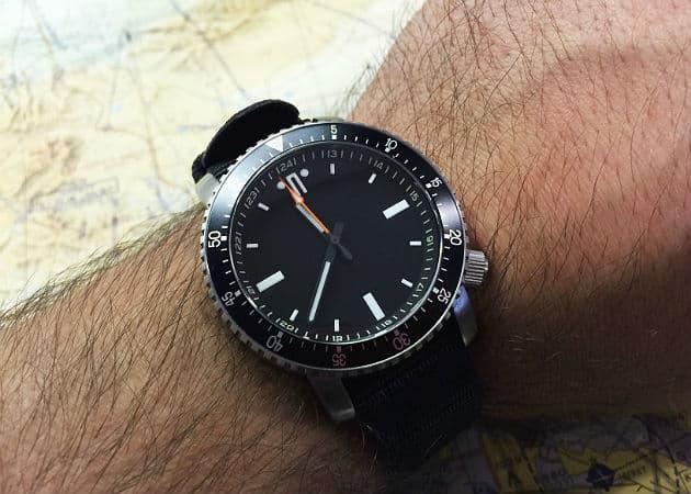 Maratac Mid Diver Automatic Watch