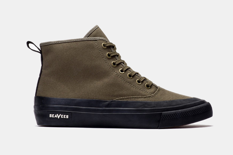 Taylor Stitch Mariners Boot
