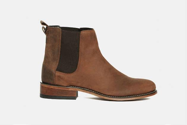 Mark Albert Classic Chelsea Boots