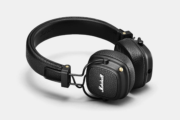 Marshall Major III Bluetooth Headphones