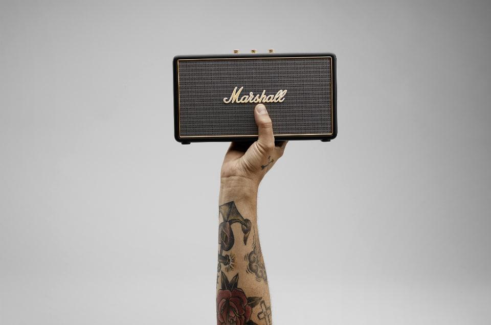 Marshall Stockwell Speaker