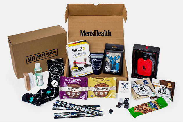 Men's Health Subscription Box