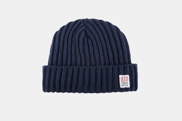 Topo Designs Merino Wool Beanie