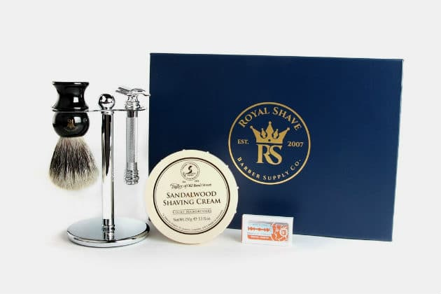 Merkur 38C 5-Piece Wet Shaving Set
