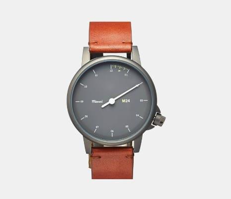 Miansai M24 Noir Watch