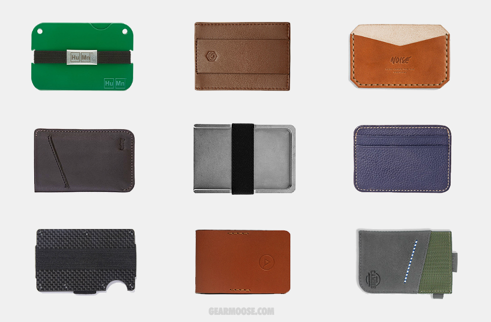 Minimalist Wallet Essentials