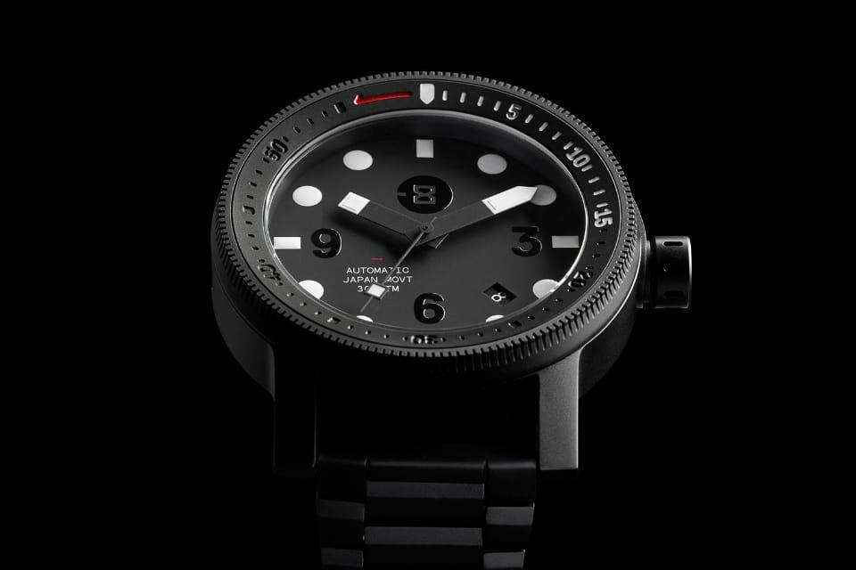Minus-8 Diver Watch