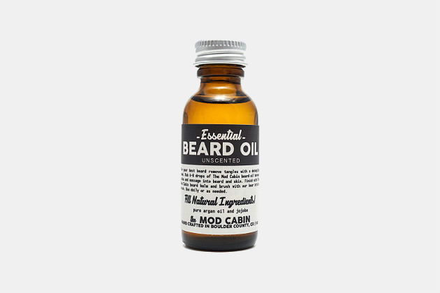 Mod Cabin Essential Beard Oil