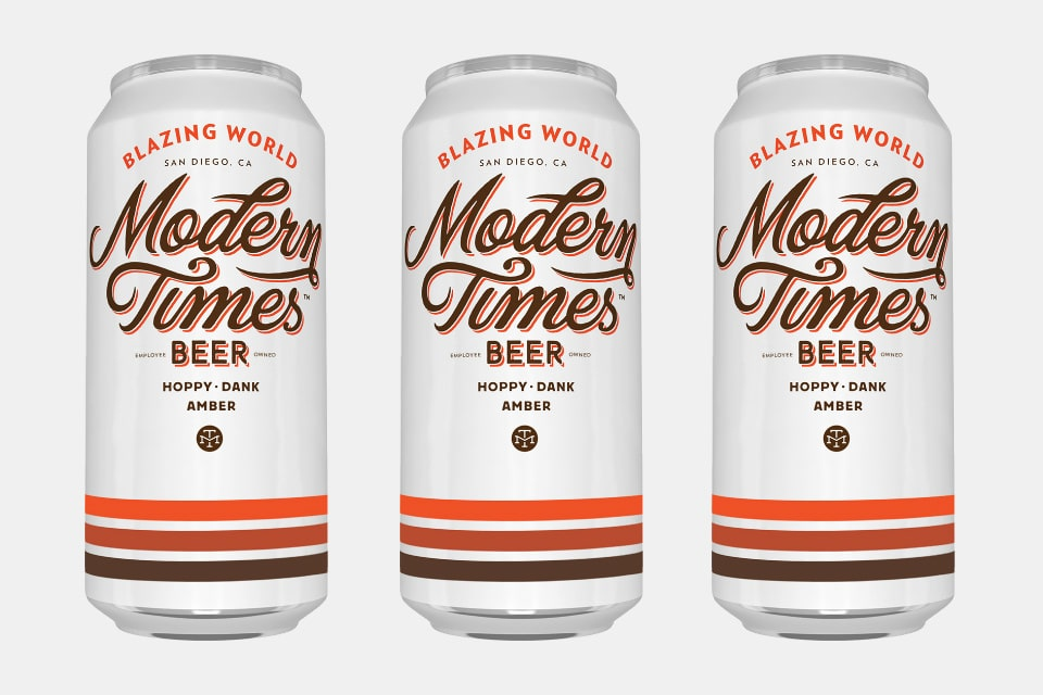 Modern Times Beer Blazing World
