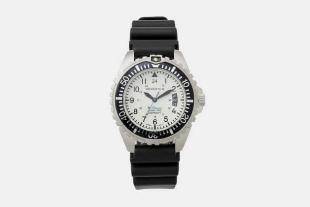 Momentum Watch M-38 Rubber Watch