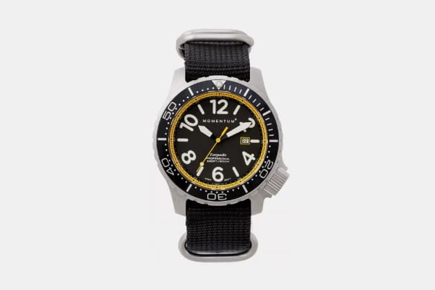 Momentum Watches Torpedo Blast 44 Watch