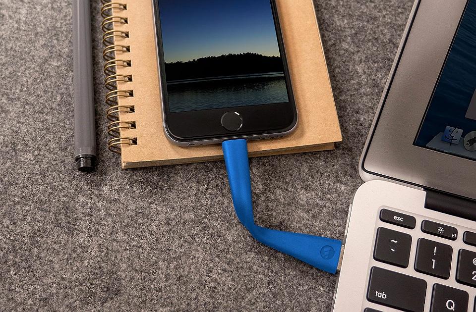 cheaper c5cc6 5fde4 Mophie Memory-Flex USB Cable | GearMoose