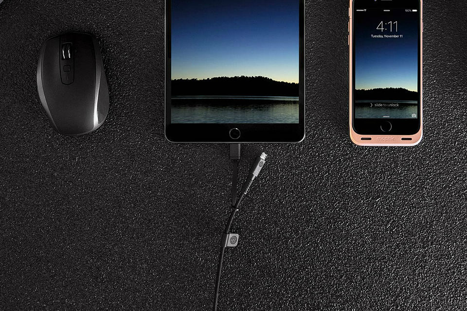 Mophie Rugged Cables