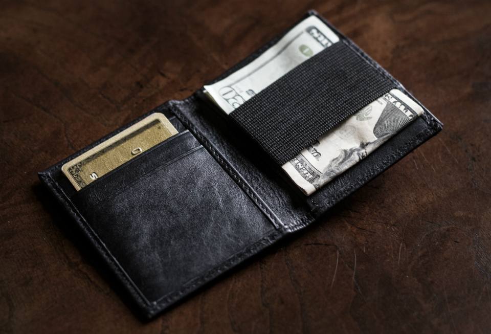 MostRad Minimalist Wallet on Kickstarter